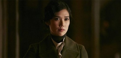 Tao Okamoto rejoint The Man In The High Castle